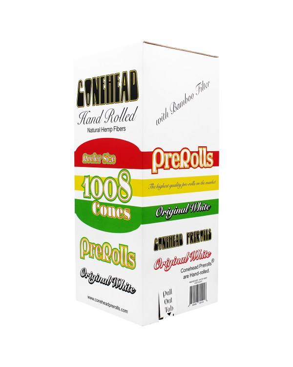 ConeHeads Reefer Size Pre-Rolled Cones White
