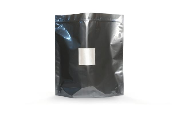 Cannabis Cargo High Barrier Grower Bag Silver