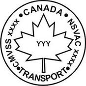 Transport Canada Safety Mark