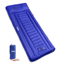 Self Inflating Camping Mat with Built-in Pillow & Pumpping Pad