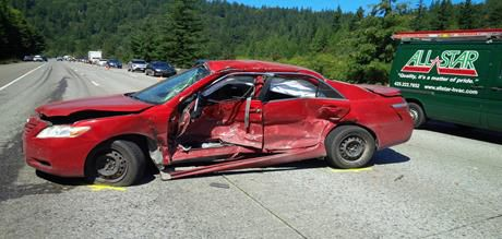 Issaquah accident