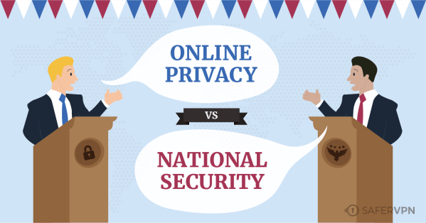 The Great Debate: Online Privacy vs. National Security ...