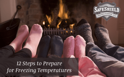 12 Steps to Prepare for Freezing Temperatures