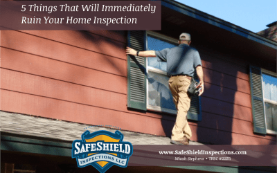 5 Things That Will Immediately Ruin Your Home Inspection