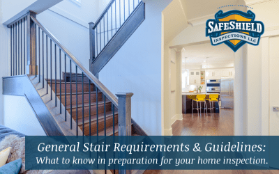 General Stair Requirements & Guidelines