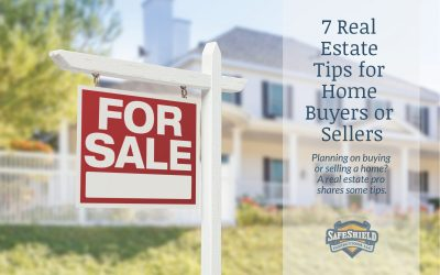 7 Real Estate Tips for Home Buyers or Sellers from a Pro