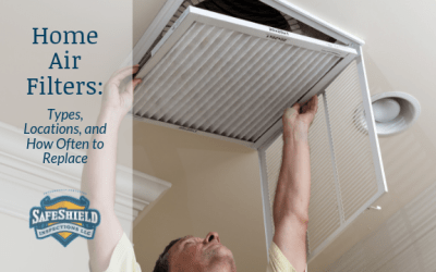 Home Air Filters: Types, Locations, and How Often to Replace
