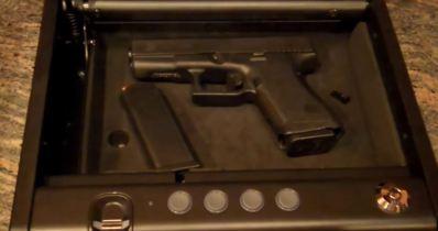 biometric gun safety