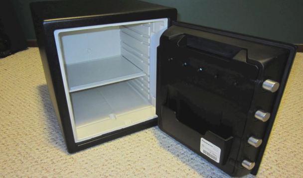 compare home safes reviews