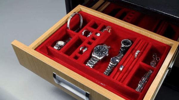 discount jewelry safes for home