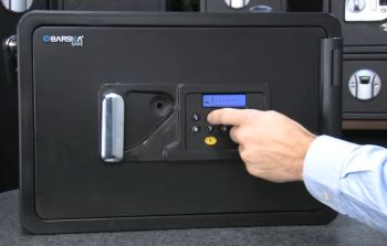 fireproof safe for documents