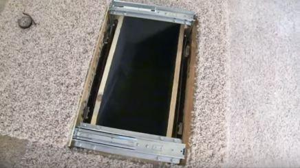 floor safes home depot