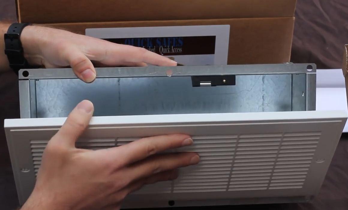 hidden safes for money