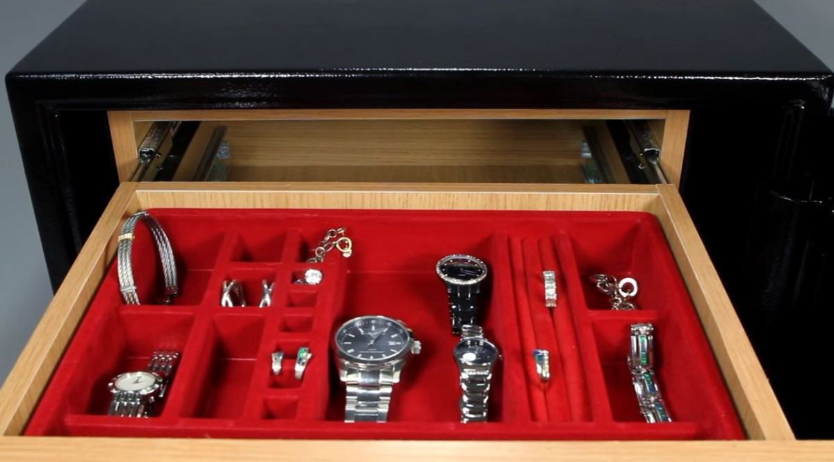 luxury jewelry safes for home
