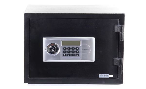 small fireproof safe