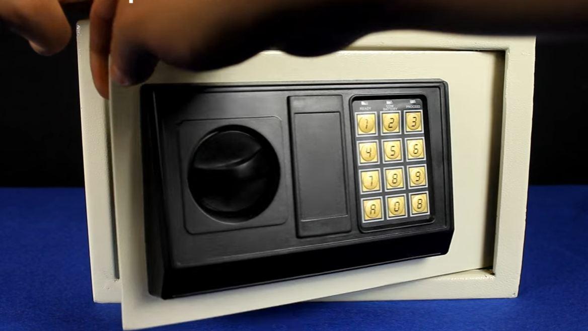 small home safes reviews