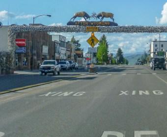 Route Moab Yellowstone Blog Titel