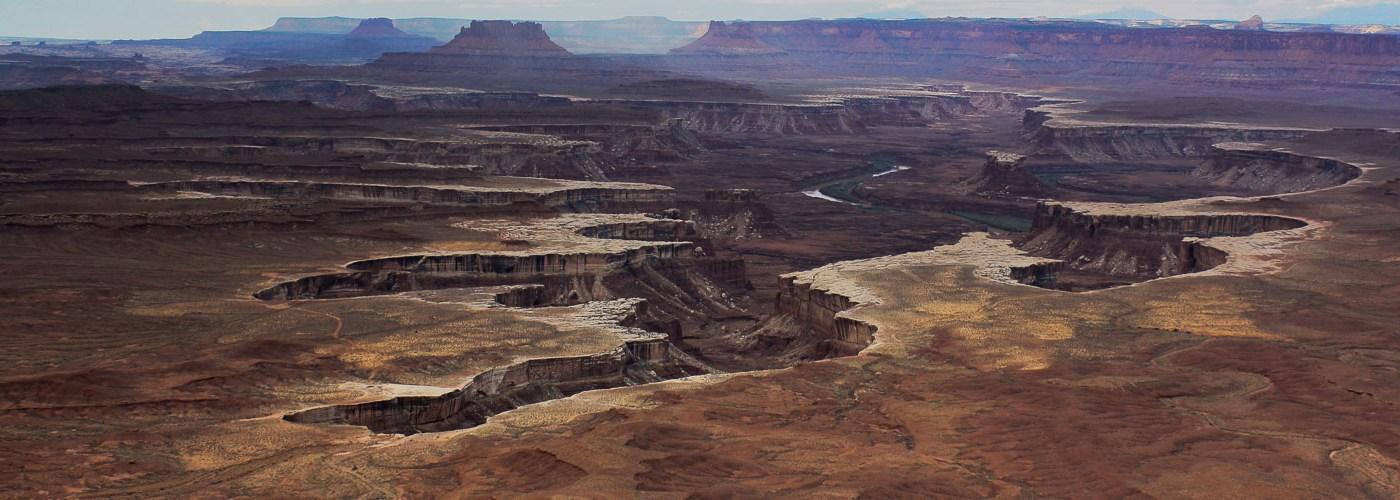 Canyonlands Titel