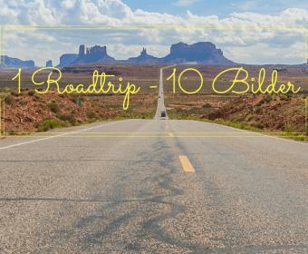 1 Roadtrip - 10 Bilder Blog Titel