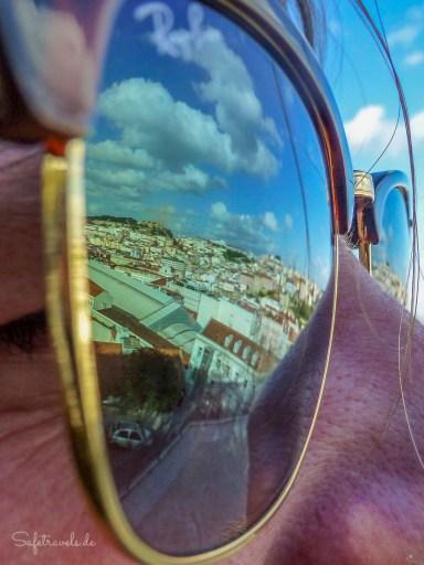 Lissabon im Blick