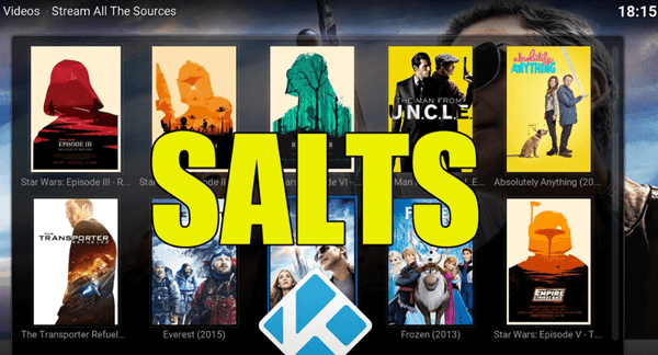 salts kodi add on