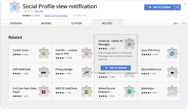 social-profile-view-notifications  How To See Who View Your Facebook Profile social profile view notifications