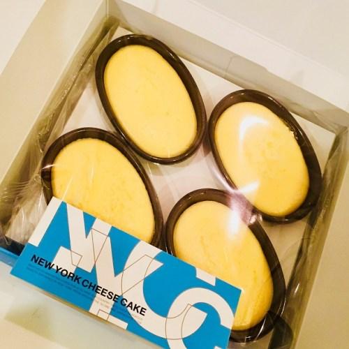 ニューヨークチーズケーキの商品写真
