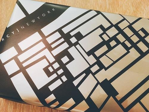 グラマシーニューヨーク シチリアの包装紙