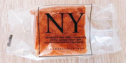 グラマシーニューヨークのワンバイトチーズケーキ