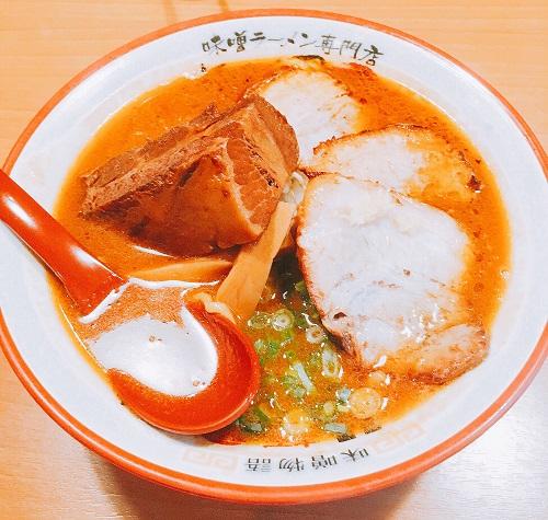 麺屋國丸のサムライラーメン