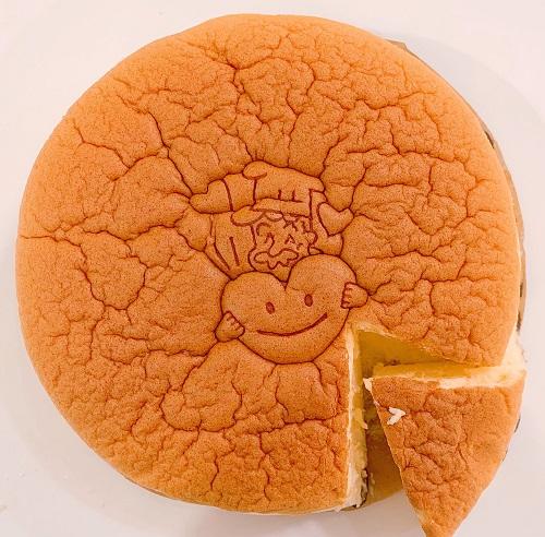 りくろーおじさんのチーズケーキ バレンタイン