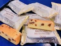 OGGIのホワイトチョコブラウニの商品写真
