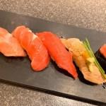 歌舞伎町で秋の味覚を堪能する「すしざんまい」の期間限定!海の幸♡