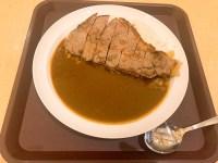 浅草ヨシカミのビーフステーキカレー