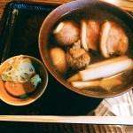 大都会の中に残る下町!浅草で食べる蕎麦♬ 並木藪蕎麦さんの鴨南蛮が美味い♡