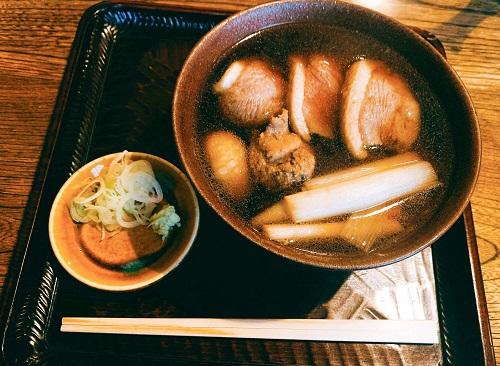 浅草 並木藪蕎麦さんの鴨南蛮