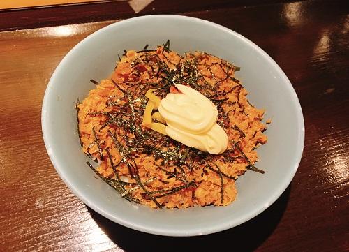 くりやんのぶたキムチ丼