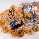2種類の黒豆が美味しすぎる♡ 岩塚製菓&三幸製菓の黒豆せんべいが最高!