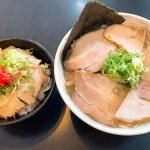 鳴門で食べれる小松島の味!徳島ラーメンふじいさんのほんのり甘い白色スープがGood♬
