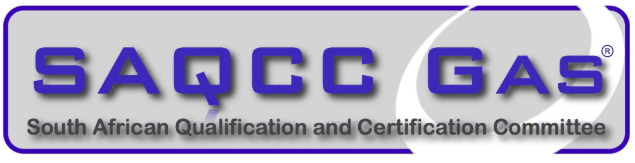 SAQCC Gas - South African Qualification and Certification Committee
