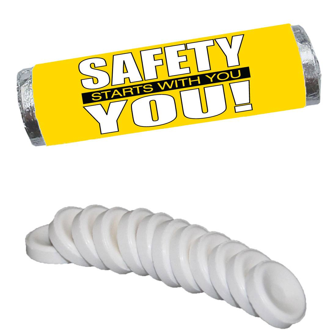 Candy Amp Safety Snacks Safety Starts With You Peppermint
