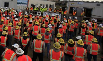 Building Safety Ownership in Front-Line Employees