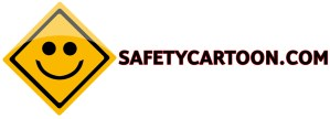 safety cartoon logo - health and safety cartoons