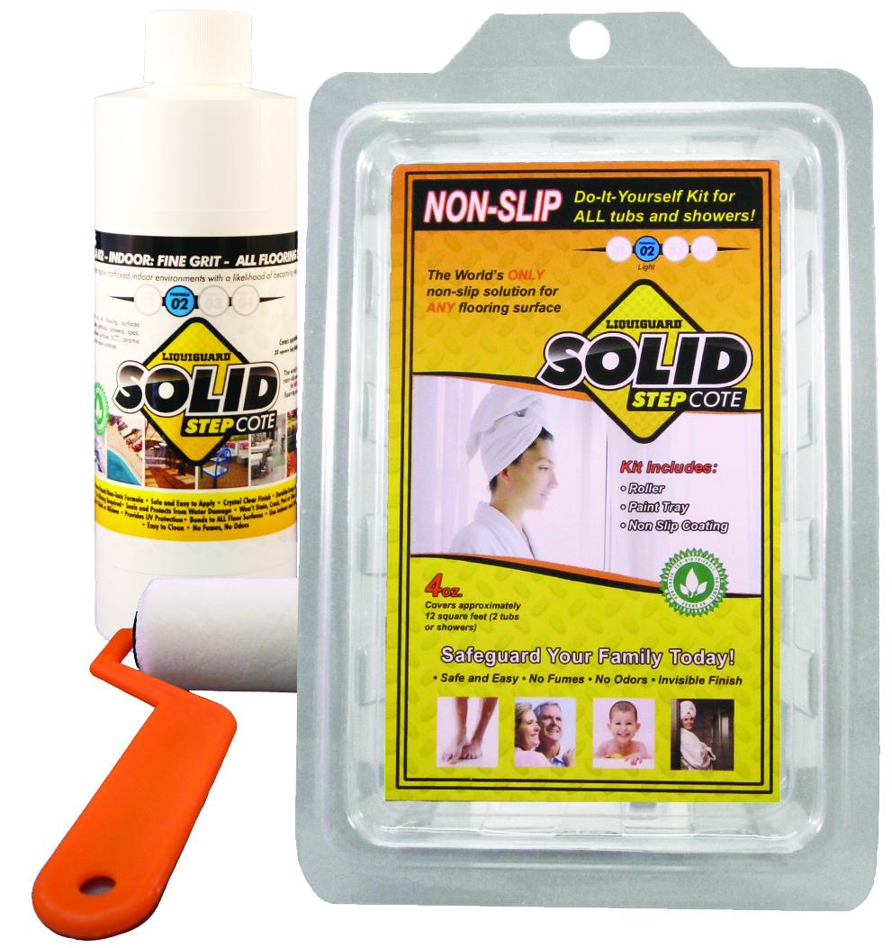 SolidStepCote Anti Slip Tub Coating Kit Safety Direct
