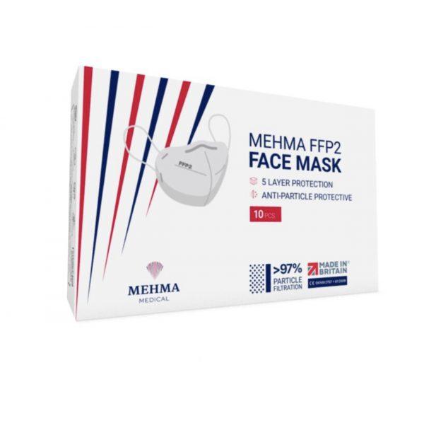 Mehma FFP2 Face Mask Packung