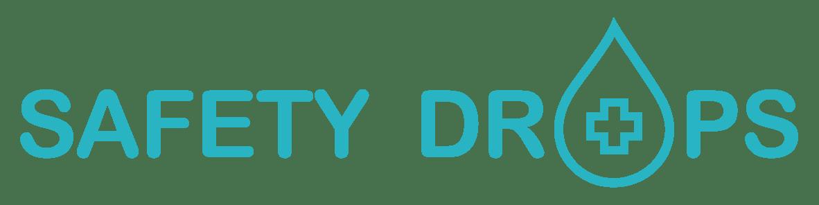 Safetydrops Logo grün 900