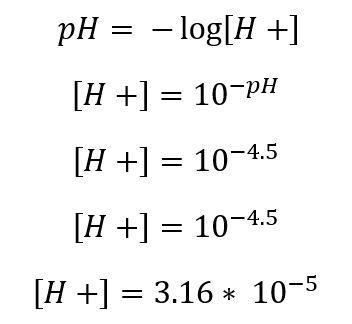 ASP Math pH pOH Example 2