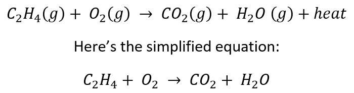 Balancing a Chemical Equation - CSP Exam Math