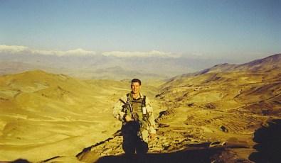 Spencer Coursen   Afghanistan