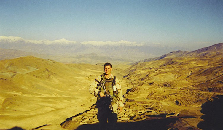 Spencer Coursen | Afghanistan